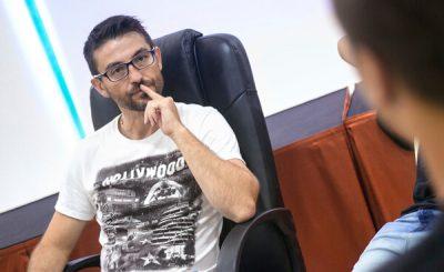 Antonio Domingo en Percufest