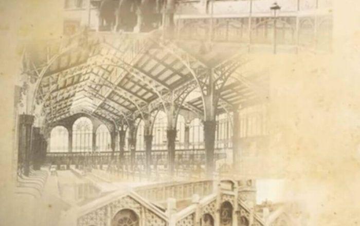 Spot realizado con motivo del centenario del Mercado Central de Valencia