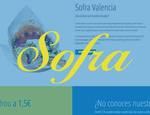 Página web Sofra Valencia