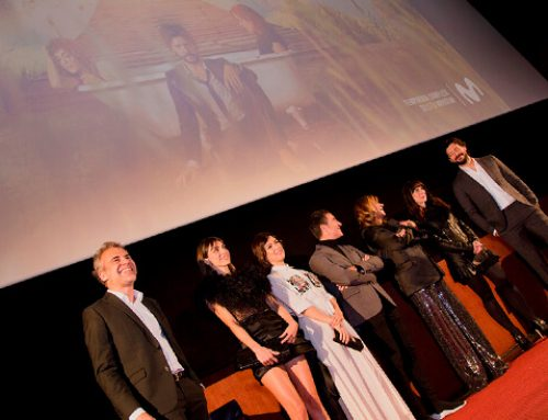 Premiere de El embarcadero de Movistar + en Cines Lys Valencia