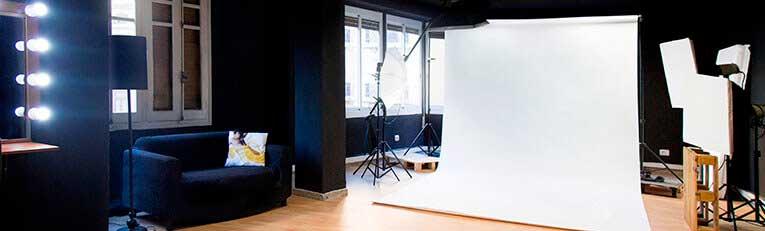 Alquiler estudio fotográfico en Valencia