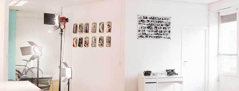 Estudio fotográfico en Valencia