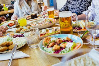Sesión fotografía comida restaurante Sofra Valencia