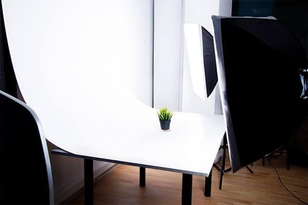 Bodegón para Fotos de Producto