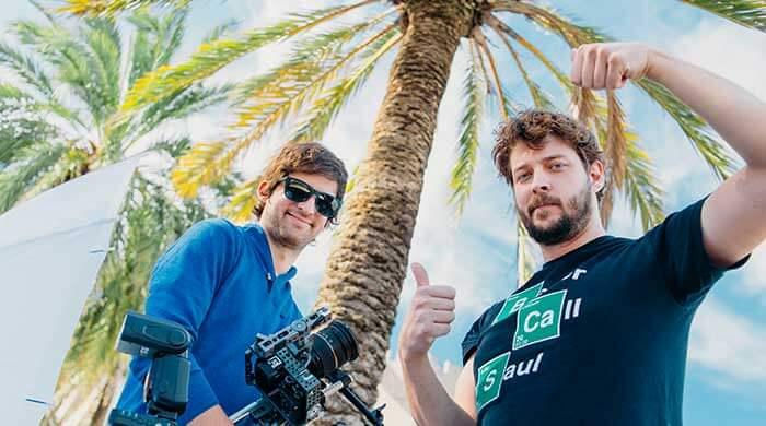 Productora de Vídeos Evento en Valencia