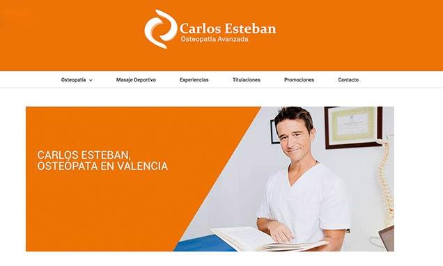 Osteopatía en Valencia