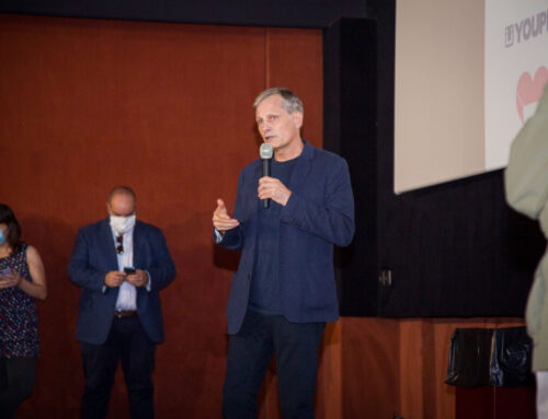 Viggo Mortensen en Cines Lys – Video evento