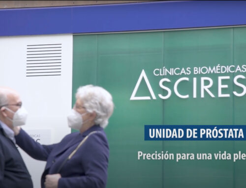 Cancer de próstata – Ascires / Spot Corporativo