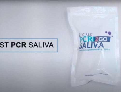 PCR Saliva – Ascires / Spot corporativo
