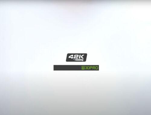 Mascarilla deportiva – Spot publicitario 42K Running